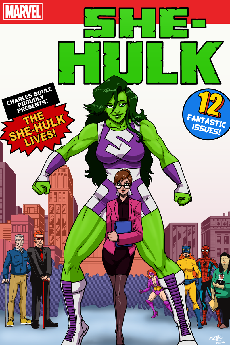 The Sensational She-Hulk Appreciation [Archive] - Page 3 - CBR ...
