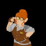 Gyere: The Steampunk Gnome