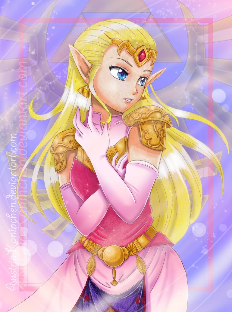 Princess of Light by AustriaKaninchen