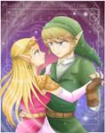 May I have this dance, princess?