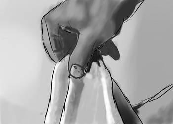 Hand by riotweekend