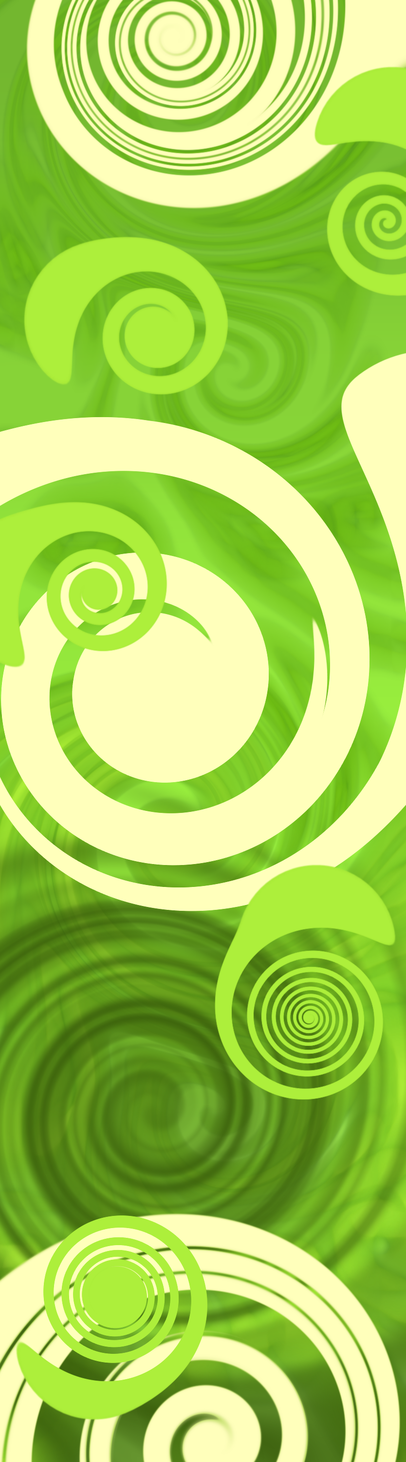 Green Circles- Custom Box :FREE: by Heatphones