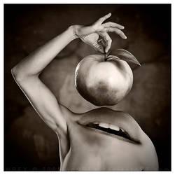 Apple devour