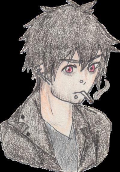 Commission: Black by SoraHikarii