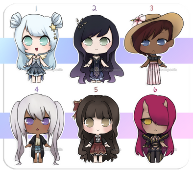 [CLOSED] Adoptable Auction