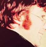 The Beatles- Creepy Face of John. by pjcb12