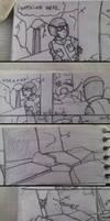 How Steve found Pico. || Comic, AU ||