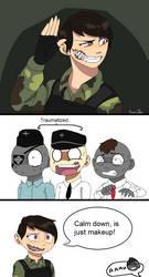 What if Bruna was a Monster Soldier? + Bonus