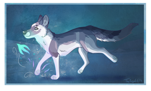 Northern Whisps [Art Fight]