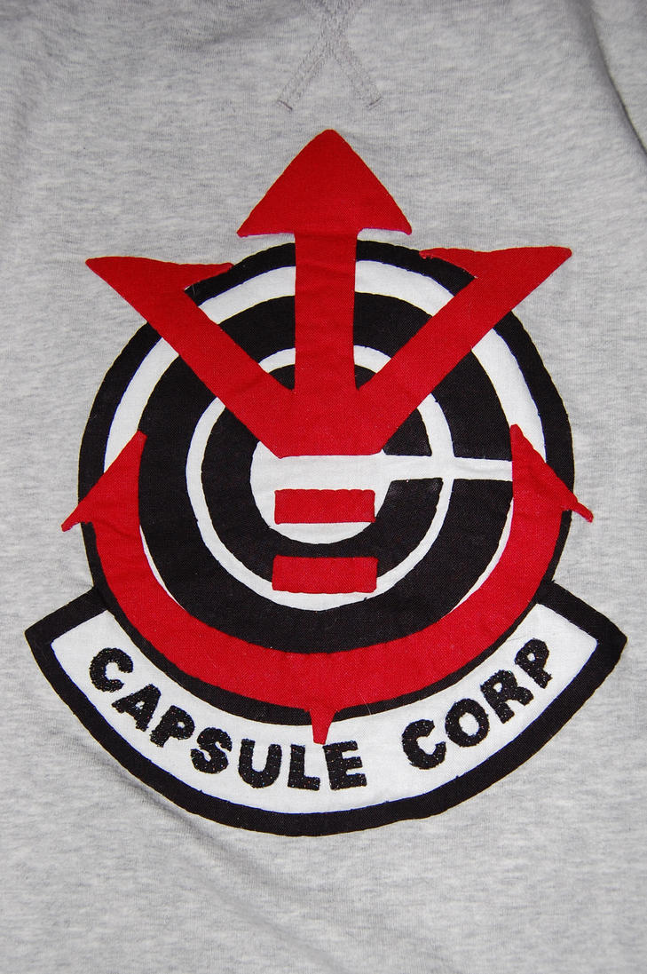 Capsule Corp / Vegetasei (Detalle) By SullyOnTheRoad On