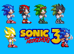 Sonic the Hedgehog3-Edited stuff by PixelPower23