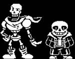 Papyrus And Sans again