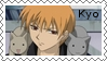 Kyo (Fruits Basket) Fan Stamp by Wolf-Therian-Sadies