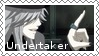 Undertaker (Black Butler) Fan Stamp by Shinigami-Sadies