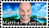 Matthew Santoro Fan Stamp by Wolf-Therian-Sadies