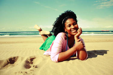 Beach Breeze by shanzl