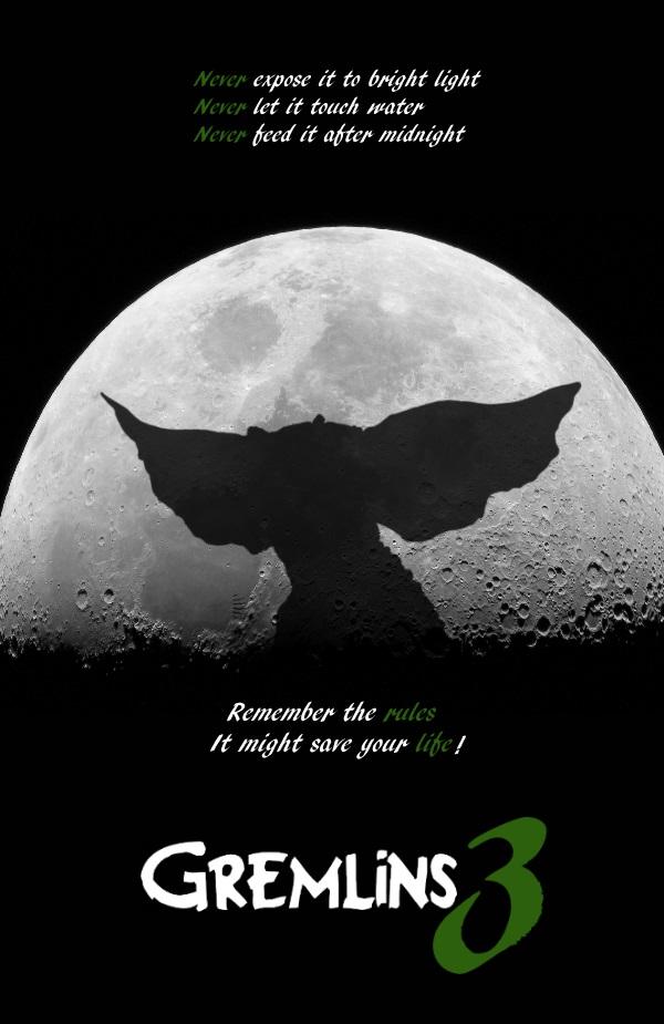 gremlins 3 movie poster by kingteddy on deviantart