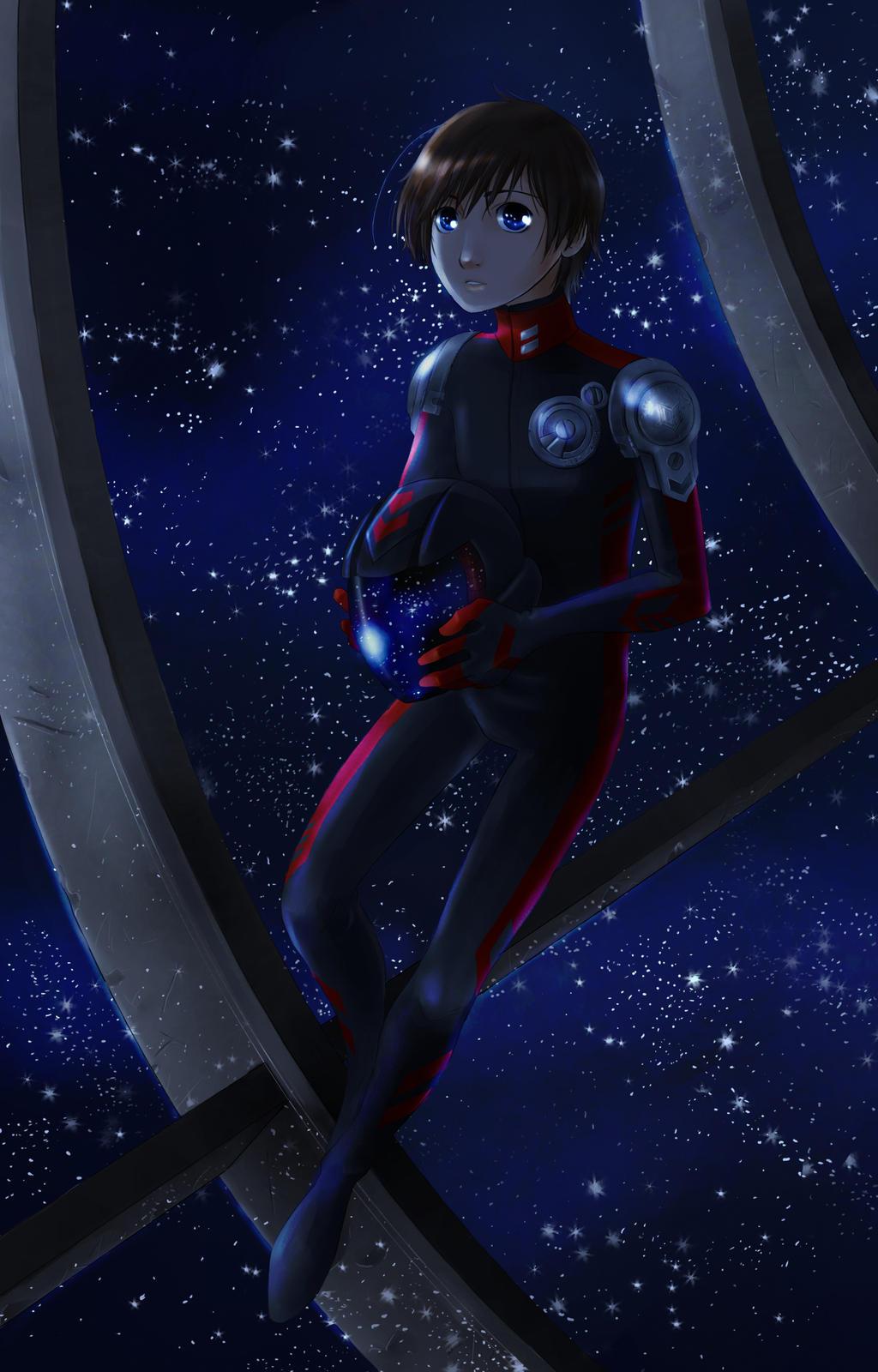 ConceptArt-Spacesuit by redfrog2b on DeviantArt
