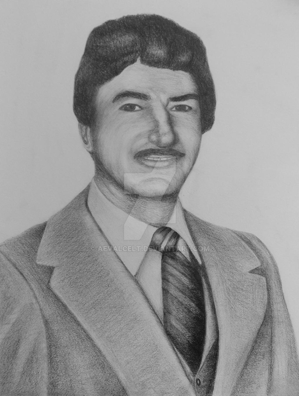 Tiffany's Dad by AevalCelt