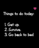 things to do today by craxyness