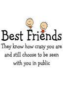 best friends by craxyness