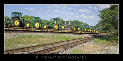 Deere Train by rpieratt
