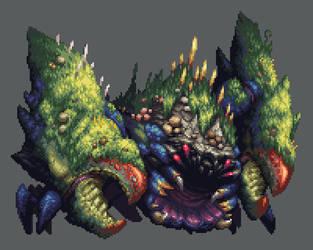 Monster by HectNishi