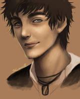 Daniel Portrait by Shinne