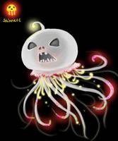 Abissal Jellyfish by Shinne