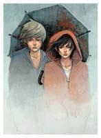 I hate this rain by Shinne
