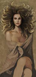 woman by Shinne