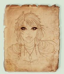 Ulrika doodle gift by Shintei-chan