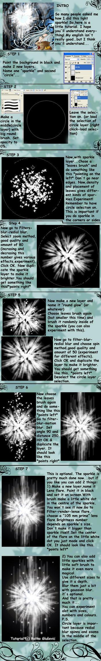 Light sparkle tutorial by Shintei-chan