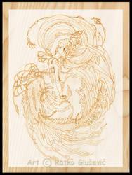 Mermaid's Grace by Shintei-chan