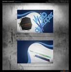 Webdeveloper - business card