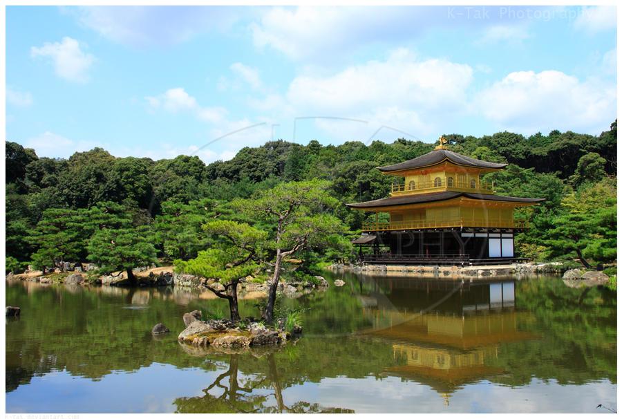 The Golden Pavilion by K-Tak
