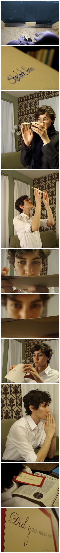 Sherlock: Valentines? by ElwynAvalon
