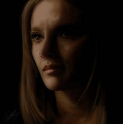 Stana Katic by DarkDuby