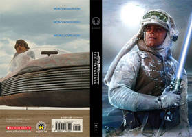 STAR WARS BOOK COVERS