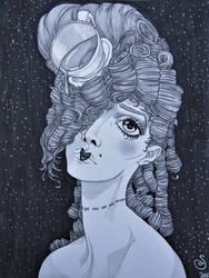 Madame Antoinette by SilentSheWhispers