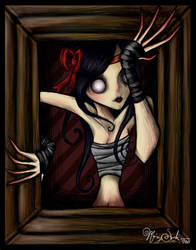 Framed (Old Drawing, Old Style)