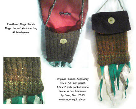 EverGreen Magic Pouch