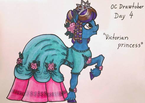 OC Drawtober day 4