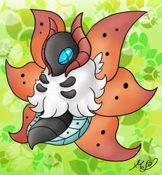 Poketober day 7 - Bug