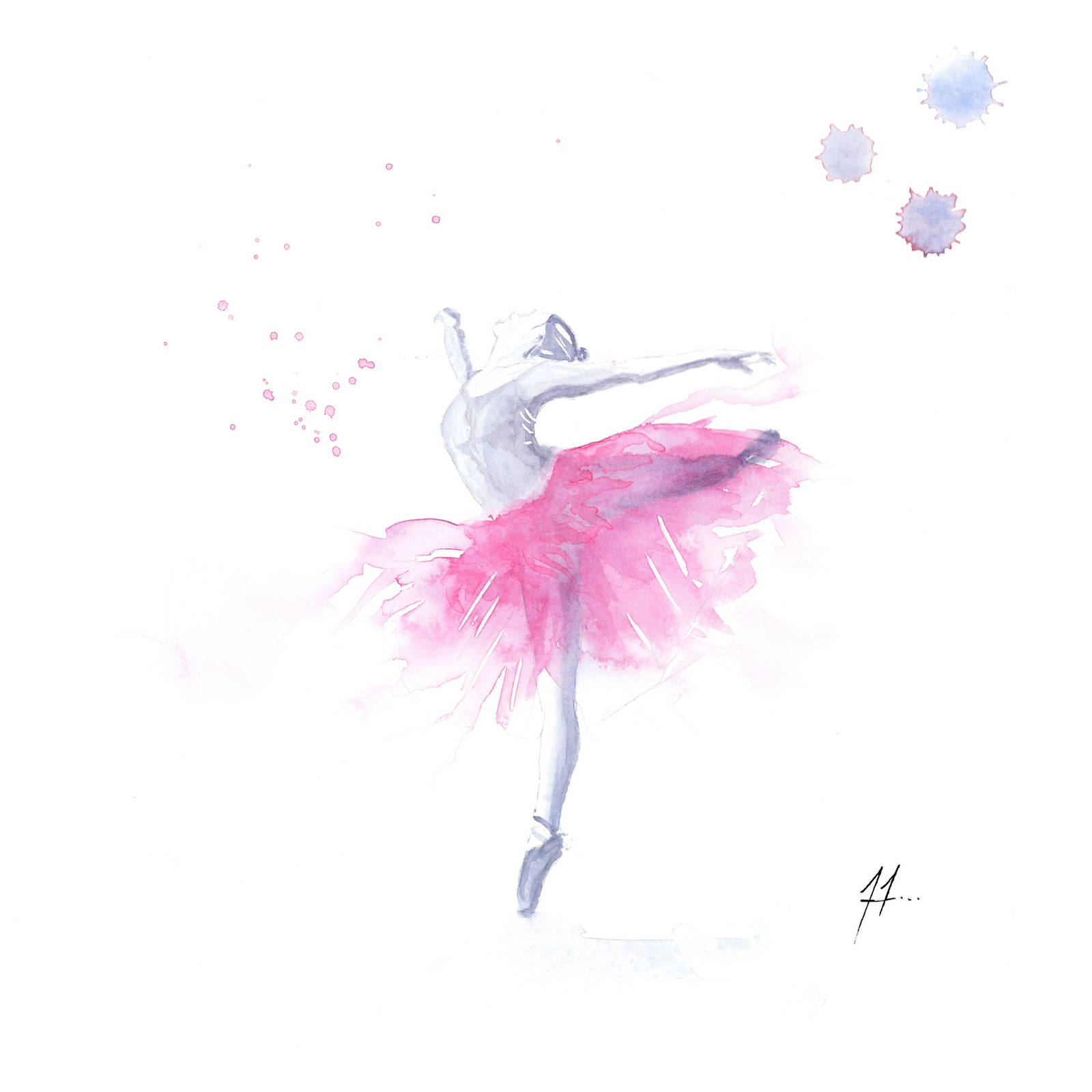 Ballerina 4 by TwinDrops