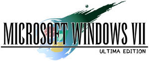 Microsoft Windows VII Ultima Edition