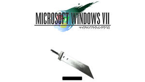 Final Fantasy VII style Windows 7 Logon 2.0