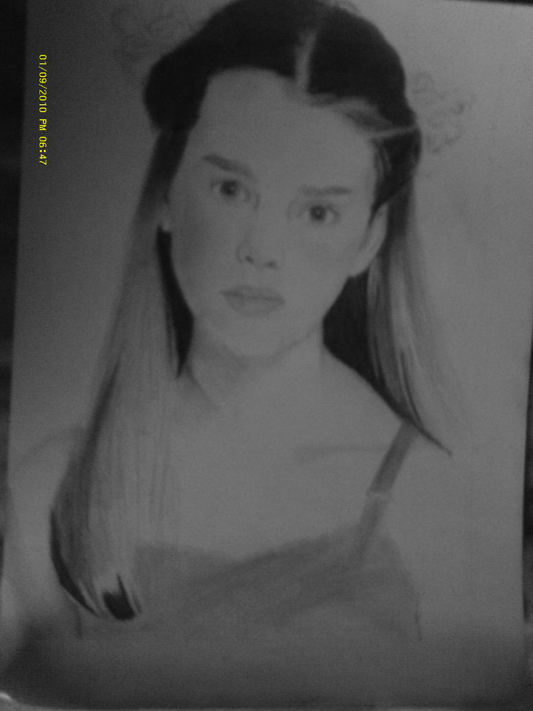 Brooke Shields by Dragonetti707