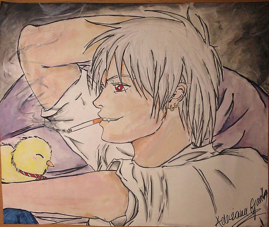 Prussia ~ Gilbert Beilschmidt by TheEleventhMoonRose