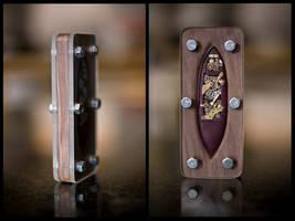 New Clockwork Key Packaging... by back2root